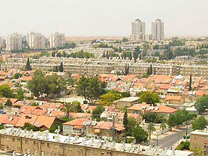 Beersheba. Photo: beer-sheva.muni.il